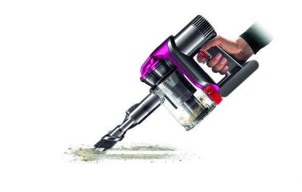 Нано-пылесосы Dyson: против