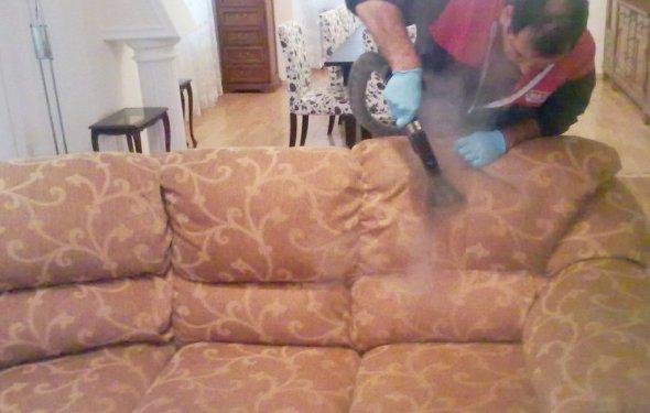 для чистки мягкой мебели